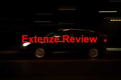 Extenze Extended Release How To Use