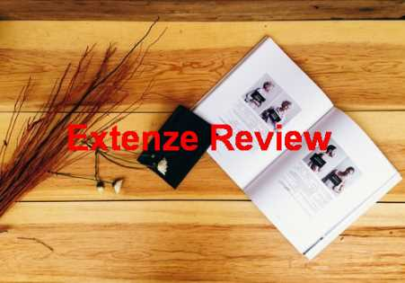 Extenze Bottle Review