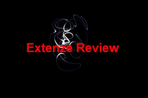 Extenze Testosterone Booster Review